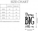 Dream Big Little One Wall Decal, Nursery Wall Decal, Nursery Decor, Nursery Wall Quote