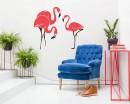 Flamingo Wall Decal-Modern Wall Art