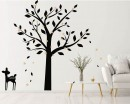 Nursery Tree Decal with Deer