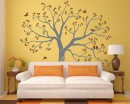 Giant Family Tree Decal
