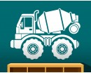 Construction Vehicles Vinyl Decal