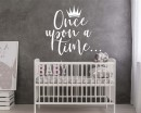 Princess Girl Nursery Decal