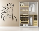 Lovely Horse Wall Decal Animal Stickers For Nursery