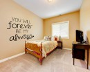 Be My Always Quotes Wall Decal Love Quotes Vinyl Art Stickers
