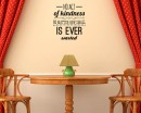 No Act Quotes Wall Decal Motivational Vinyl Art Stickers