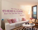 You May Say Quotes Wall Decal Motivational Vinyl Art Stickers