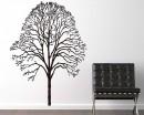 Modern Tree Wall Decal Vinyl Tree Art Stickers