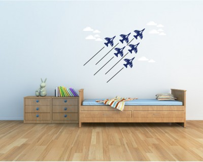 Attrayant Airplane Wall Decals