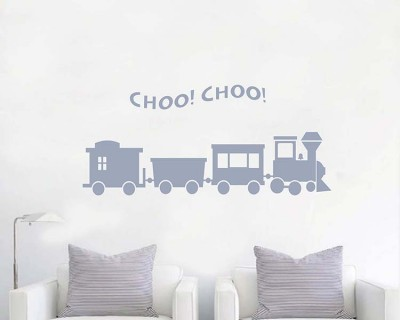 Train Wall Decals